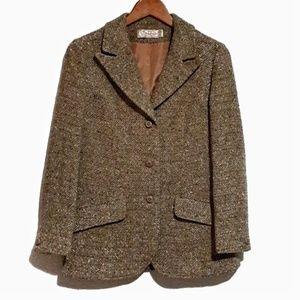 Vintage Pendleton Wool Tweed Blazer S